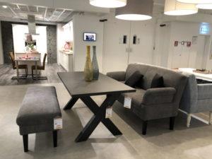 Bilder moebel heinrich grau couch tisch