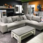 Bilder moebel heinrich wohnzimmer sofa grau