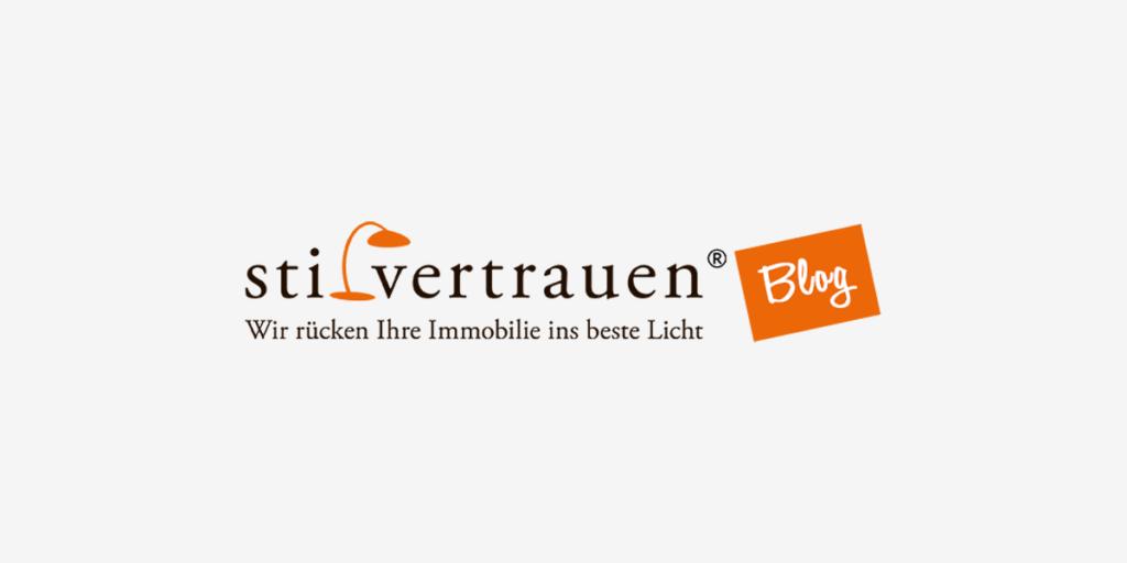 Logo: Stilvertrauen, Blog