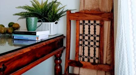 Gemütlichkeit und Natürlichkeit mit Holz